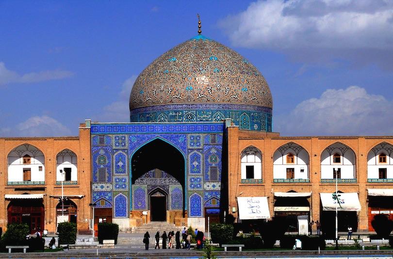 Mezquita Lotfollah