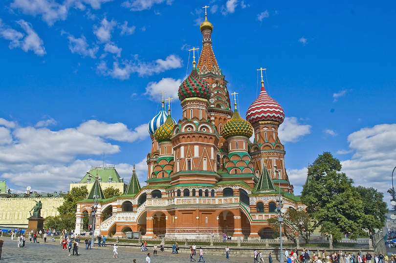 10 Top Tourist Attractions in Russia (with Photos & Map