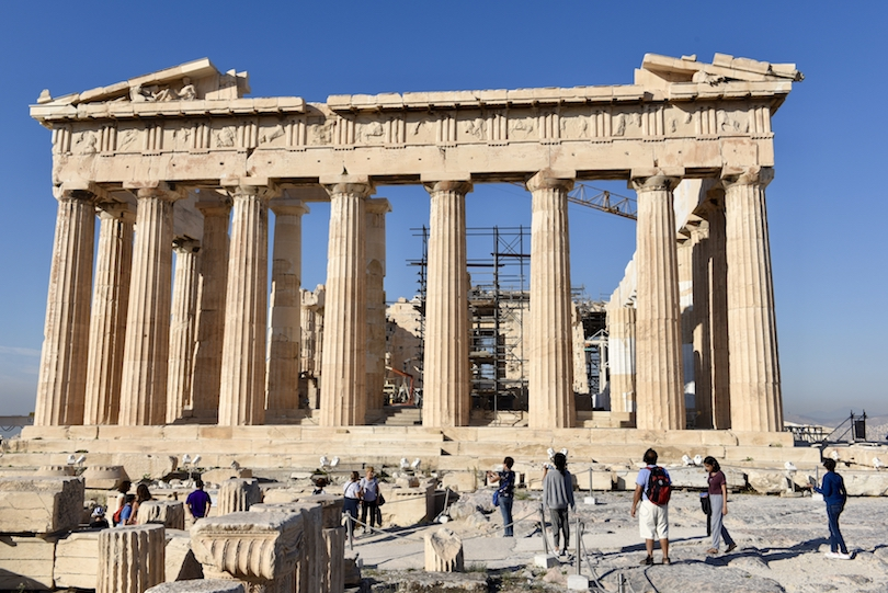 #1 of Famous Greek Temples