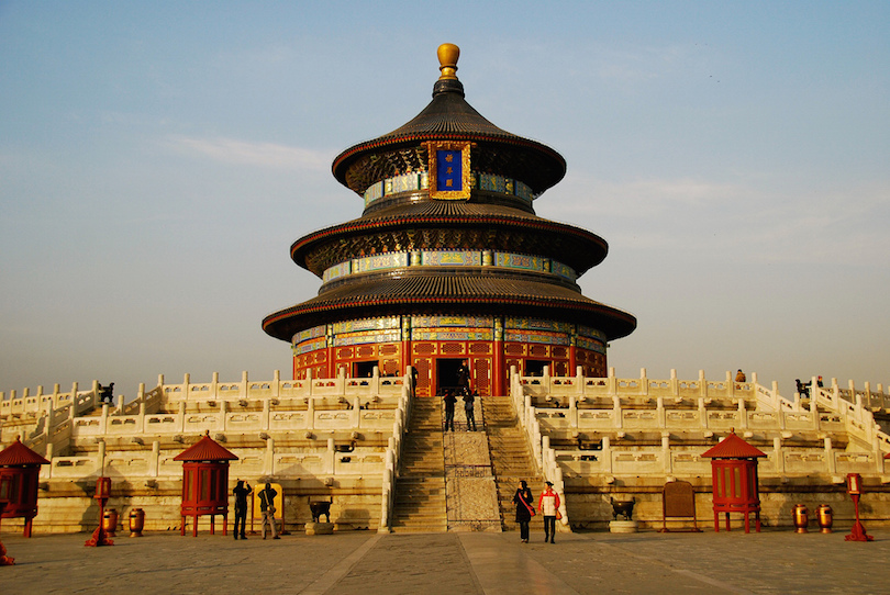 #1 of Temples In China