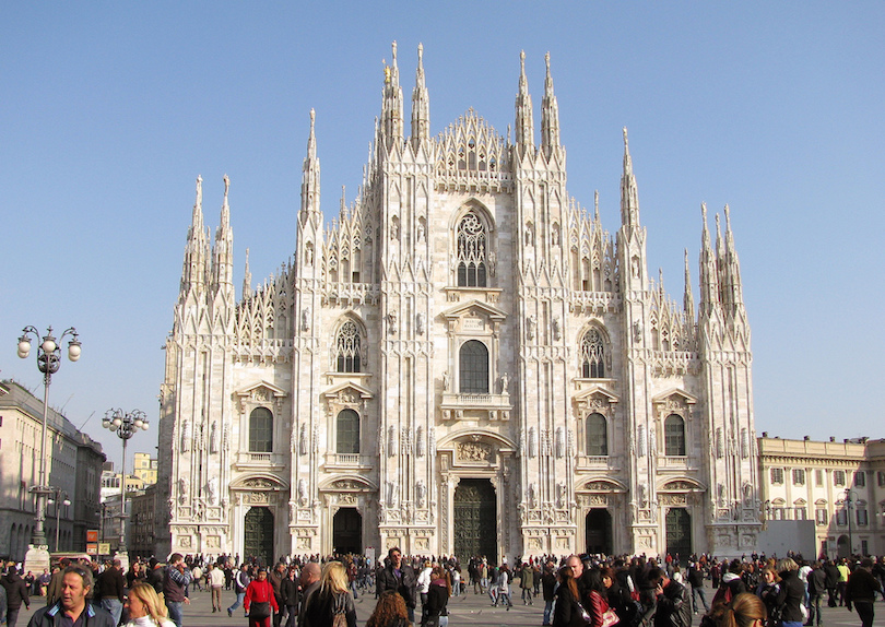 #1 of Tourist Attractions In Milan
