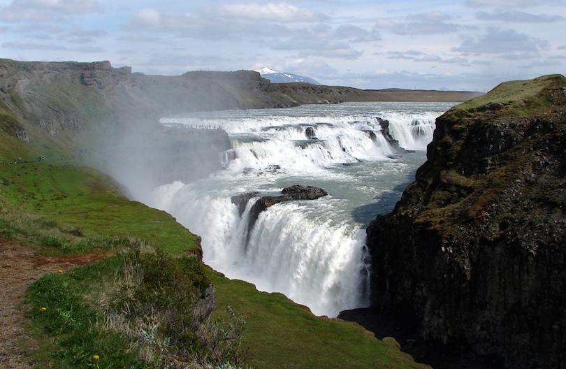 # 1 de atracciones turísticas en Islandia