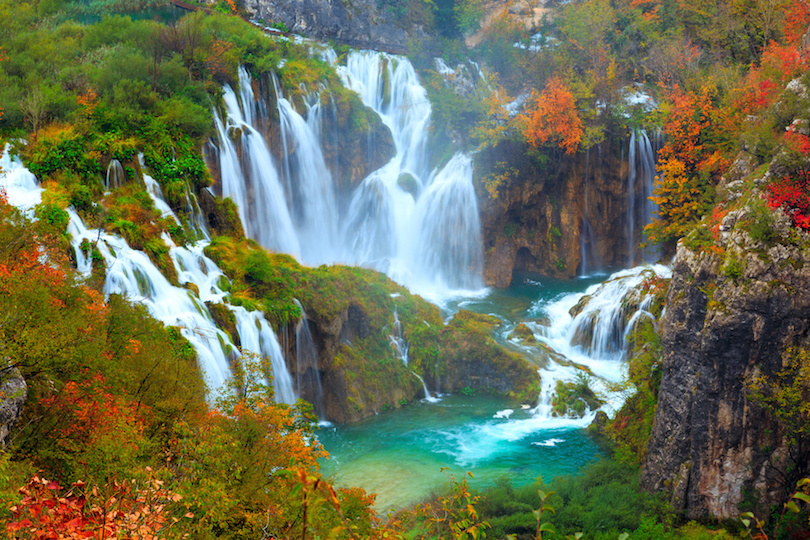 17 Greatest Waterfalls In The World With Photos Map