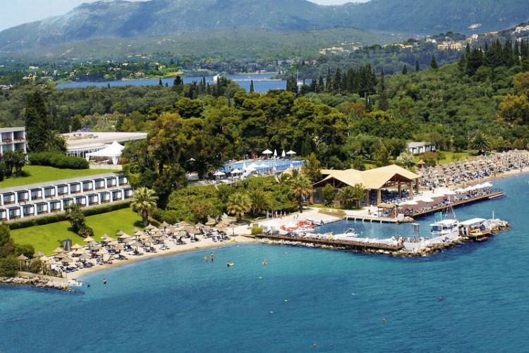 Resort de la bahía de Kontokali