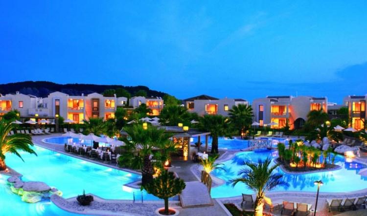 N.o 1 de Grecia Resorts de playa de lujo