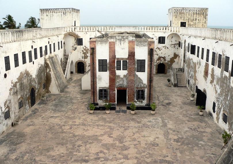Castillo de Elmina