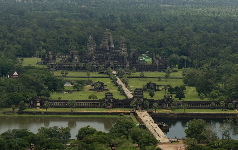 Angkor Hot Air Balloon Ride