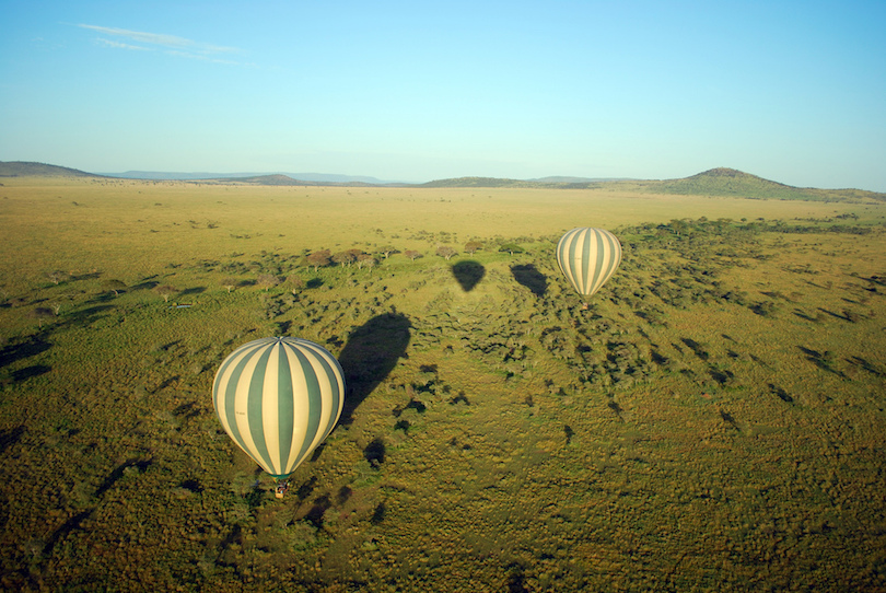 Serengeti Hot Air Balloon Ride