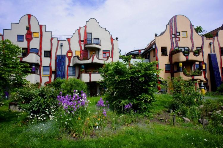 Hundertwasserhaus, Plochingen