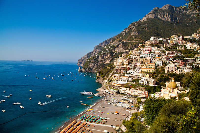 #1 of Amalfi Coast Towns