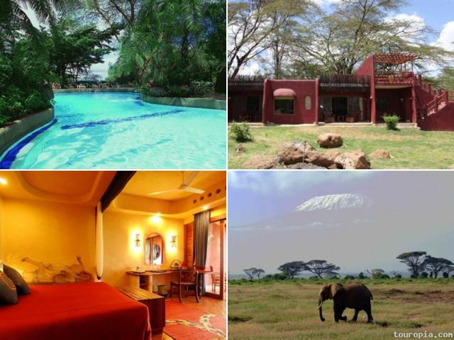 #1 of Kenya Safari Lodges