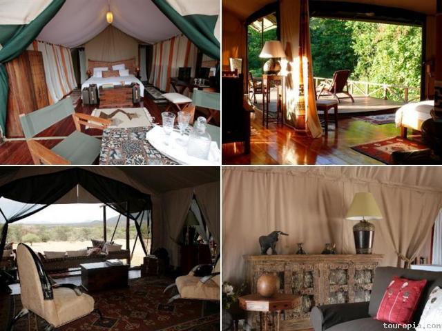 Muthaiga Safari Camp