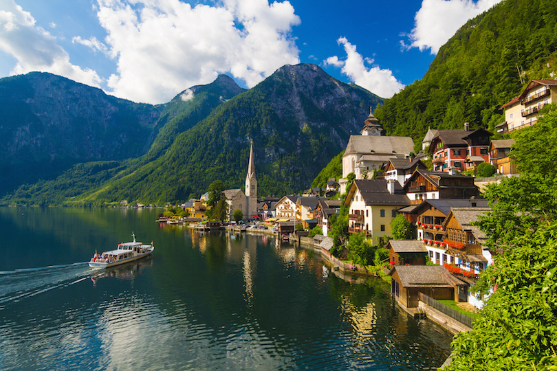 #1 of Lakes In Austria