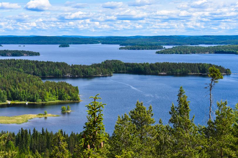 Lake Paijanne