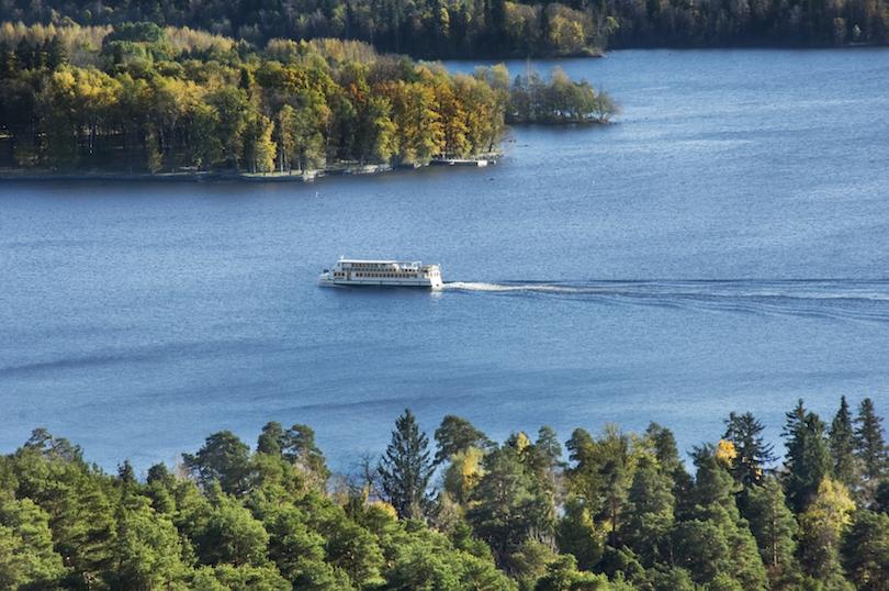 Lake Pyhajarvi