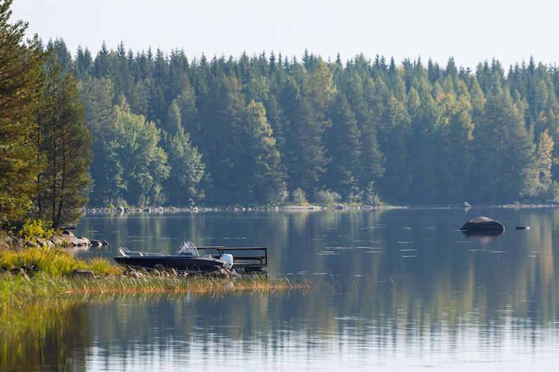 Lake Ruovesi