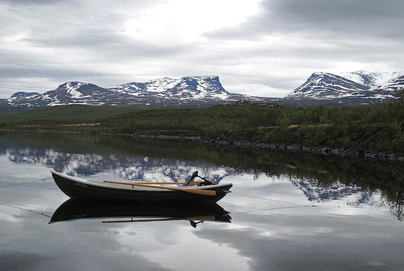 دریاچه Tornetrask