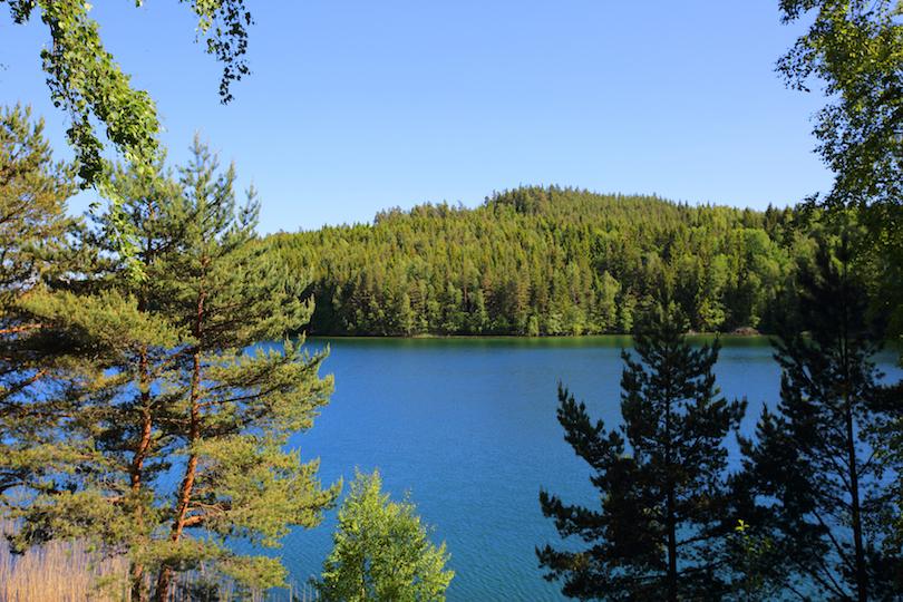 شماره 1 دریاچه های سوئد