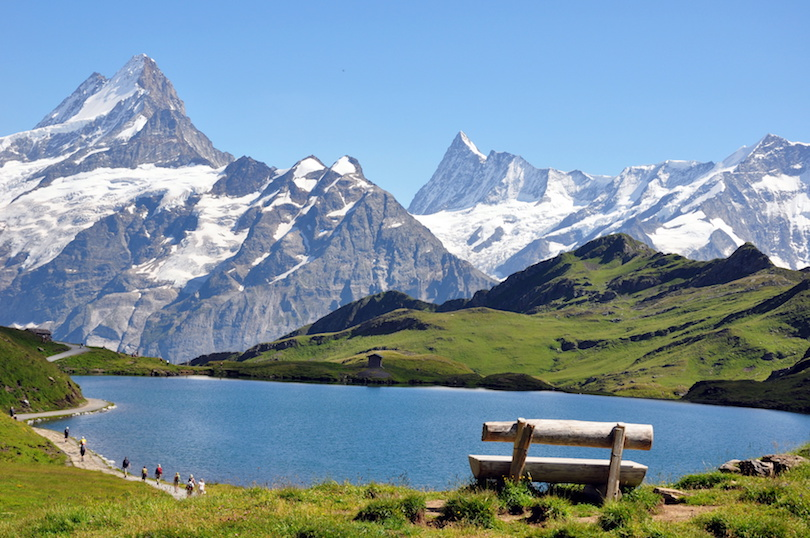 12 Most Beautiful Lakes in Switzerland (with Photos & Map) - Touropia