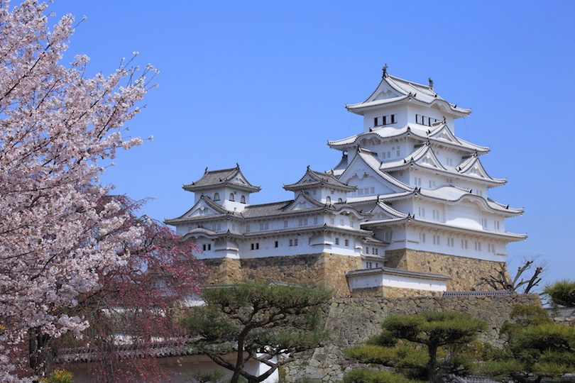 5 Most Beautiful Castles in Japan (with Photos & Map) - Touropia Map Of Japanese Castles on map of medieval castles, map of japan, map of austrian castles, map of minoan crete, map of hong kong, map of belgian castles, map of german castles, map of kinkaku-ji, map of polish castles, map of hokkaido, map of bavarian castles, map of hakata, map of english castles, map of european castles, map of shanghai, map of buddhist temples, map of scottish castles, map of danish castles, map of irish castles,