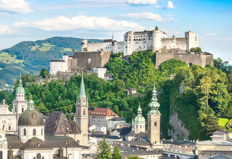 10 Top Tourist Attractions in Salzburg (with Photos & Map