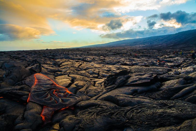 # 1 de las islas más grandes de Hawái
