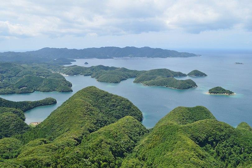 جزیره Tsushima