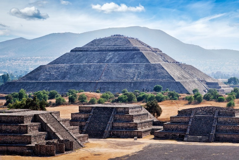 Teotihuacan World Map.9 Most Beautiful Teotihuacan Pyramids And Ruins With Photos Touropia