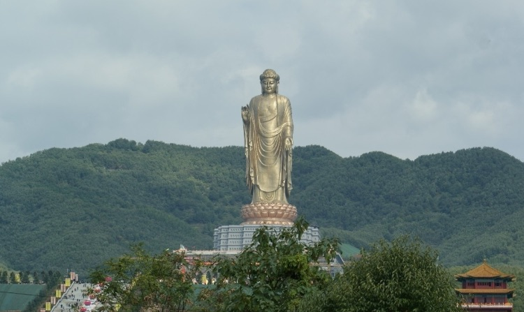#1 of Largest Statues In The World