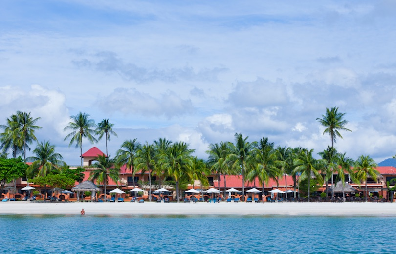 1 Of Malaysia Beach Resorts