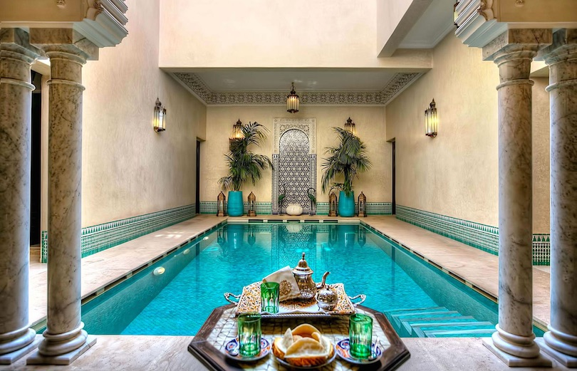 #1 of Morocco Luxury Hotels