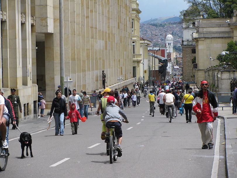 Bike Friendly Bogota