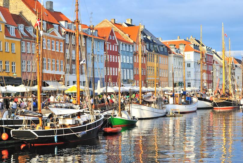 # 1 de los mejores lugares para visitar en Dinamarca