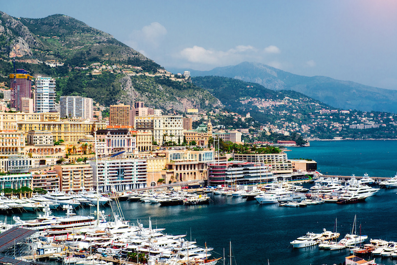 # 1 de destinos en el sur de Francia