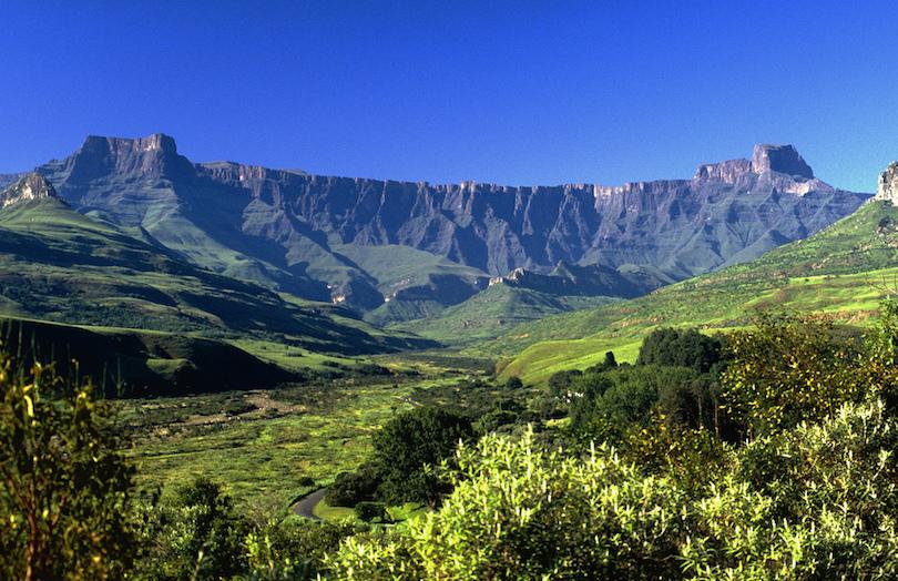 Anfiteatro, Drakensberg