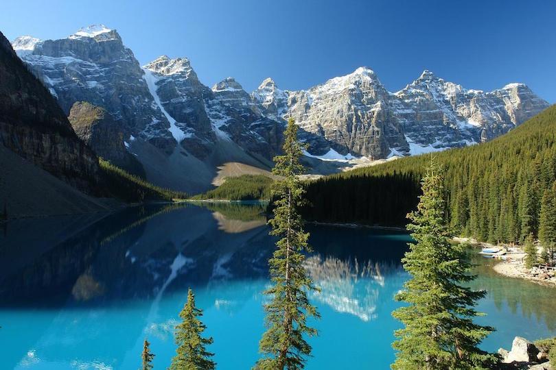 # 1 de parques nacionales en Canadá