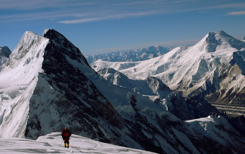 oldest mountain range on earth