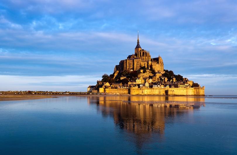 mont_saint_michel ▷ 25 atracciones turísticas principales en Europa