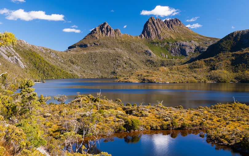 Cradle Mountain-Lake St Clair NP