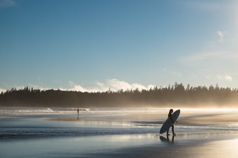 Parque Nacional Pacific Rim