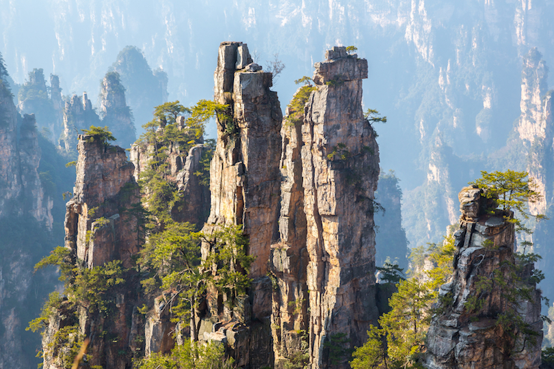 #1 of National Parks In China