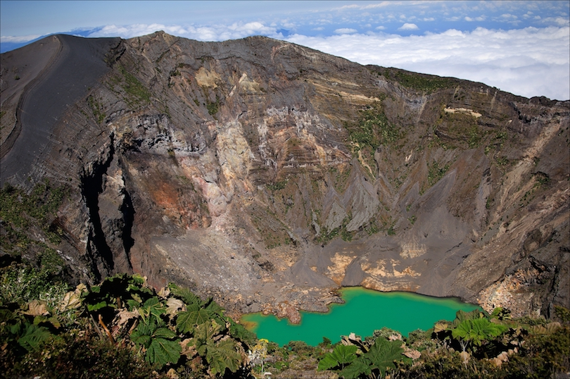 Irazu Volcano National Park