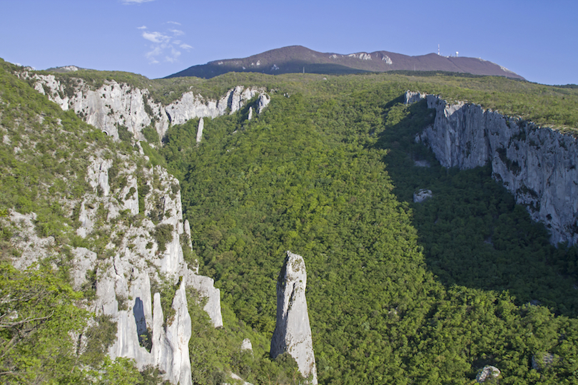 Parque natural de Ucka