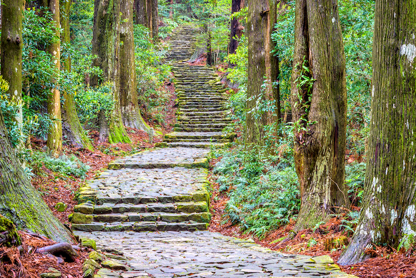 Yoshino-Kumano National Park