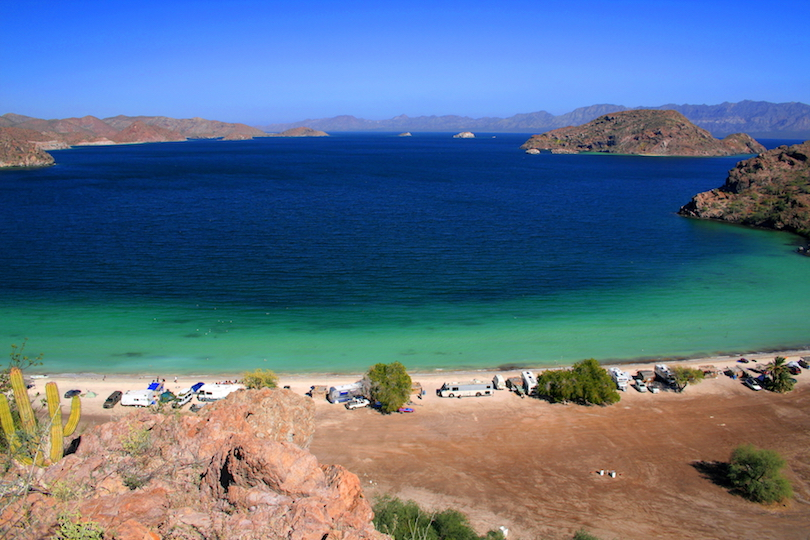 Bahia de Loreto National Park
