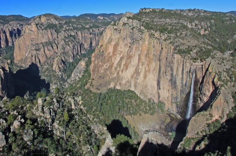 پارک ملی Basaseachic Falls