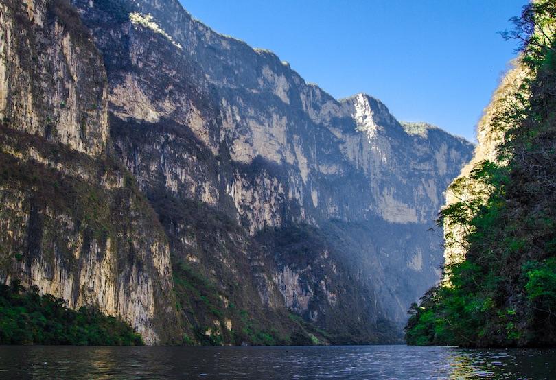 پارک ملی Canon del Sumidero