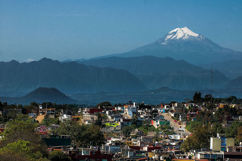 Pico de Orizaba National Park