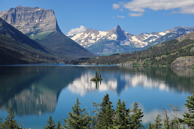 #1 of National Parks In Montana