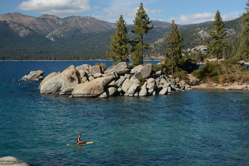 Lake Tahoe-Nevada State Park
